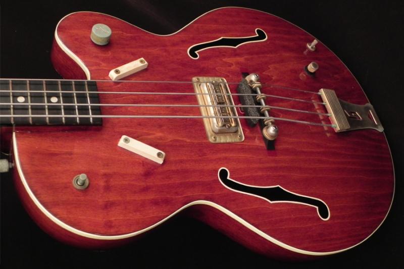 Gretsch bass 6071 Gretsc40