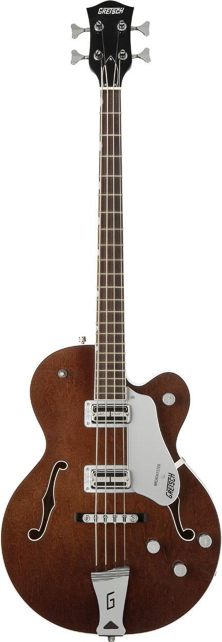 Gretsch Broadkaster Bass, G6119B  Gretsc42