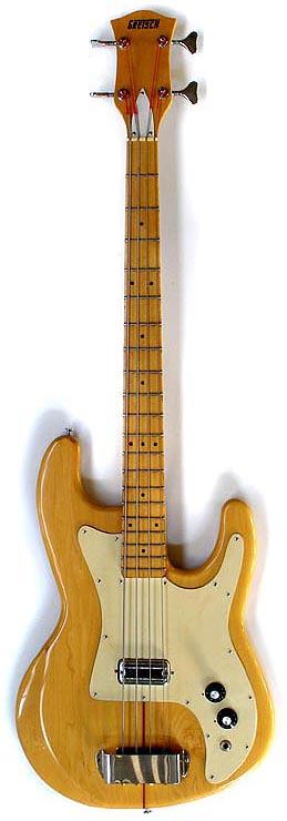 Gretsch Broadkaster Bass Gretsc48