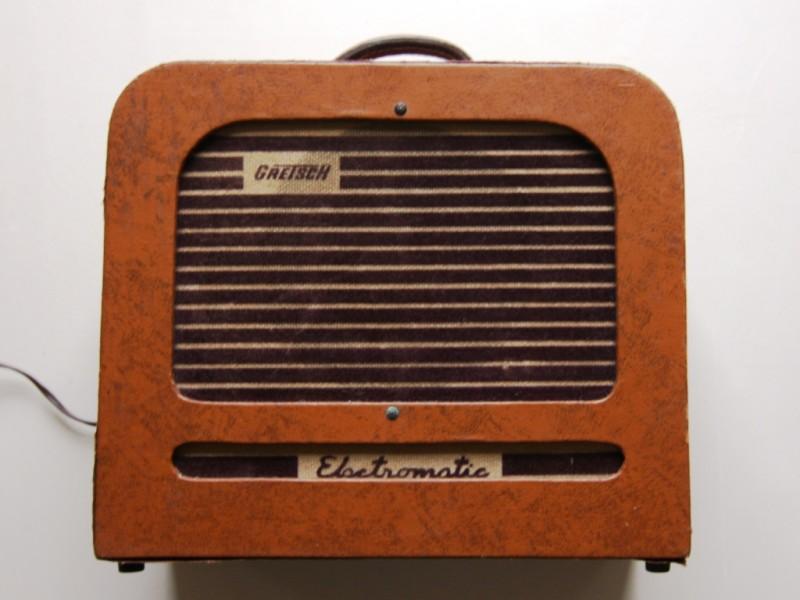GRETSCH 6151 ELECTROMATIC STANDARD AMPLIFIER 1950. Gretsc74