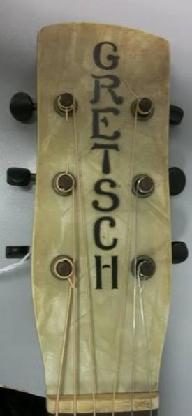 Gretsch SHOBRO & RESONATOR history. Gretsc95
