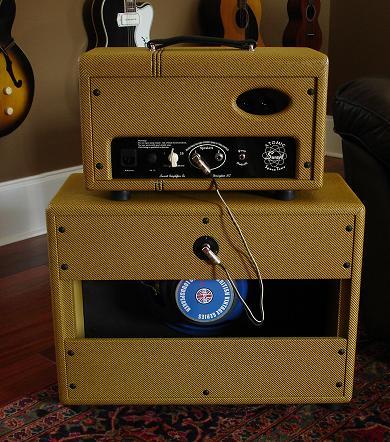 Swart amplifiers Head_i10