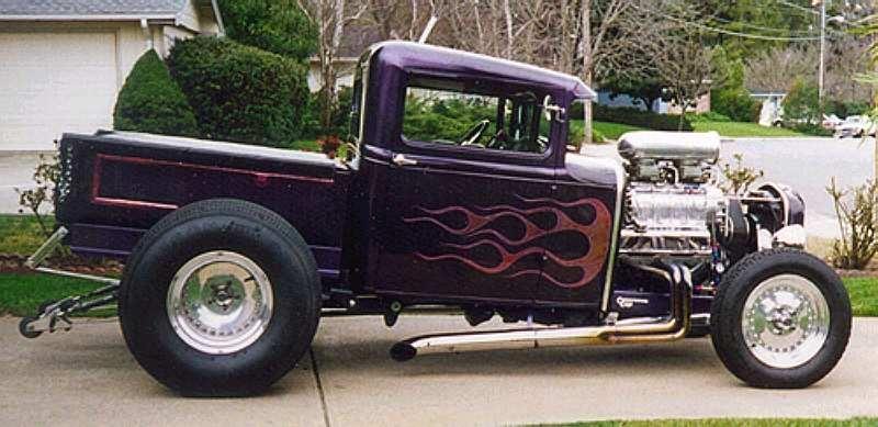 véhicule US et les belles vintage européennes. - Page 2 Hot_pu10