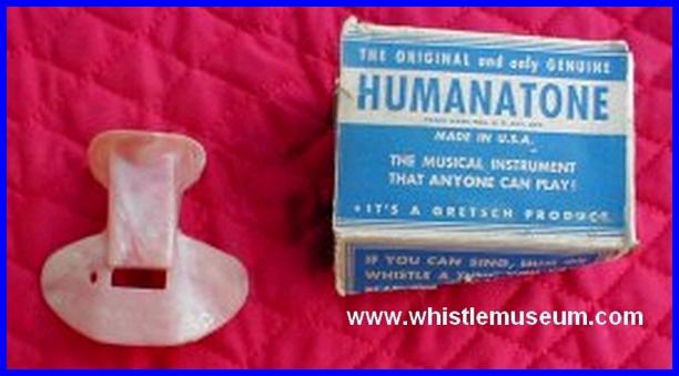 "Gretsch Nose Flute ""humanatone"" Humana10"