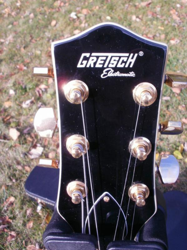 Gretsch headstocks Image-11
