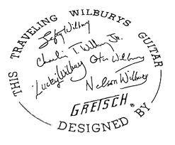 gretsch TW traveling wilburys Image192