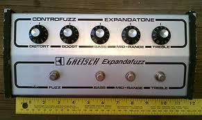 Gretsch Effects. Image242