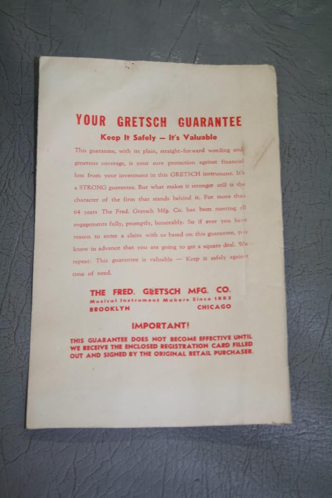"""Vintage Gretsch accordéon """"la tosca"""" Img_2411"""