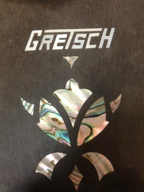 GRETSCH SUPER CHET Kgrhqj28