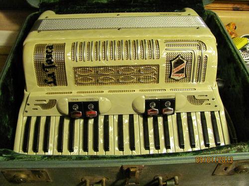 """Vintage Gretsch accordéon """"la tosca"""" Kgrhqn12"""