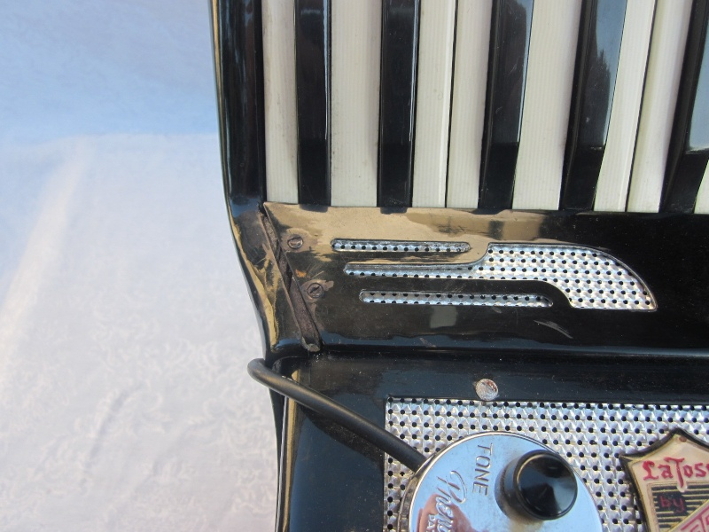 """Vintage Gretsch accordéon """"la tosca"""" Kgrhqn13"""