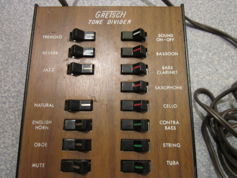 Gretsch Effects. Kgrhqn15