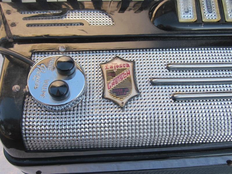 """Vintage Gretsch accordéon """"la tosca"""" Kgrhqr11"""