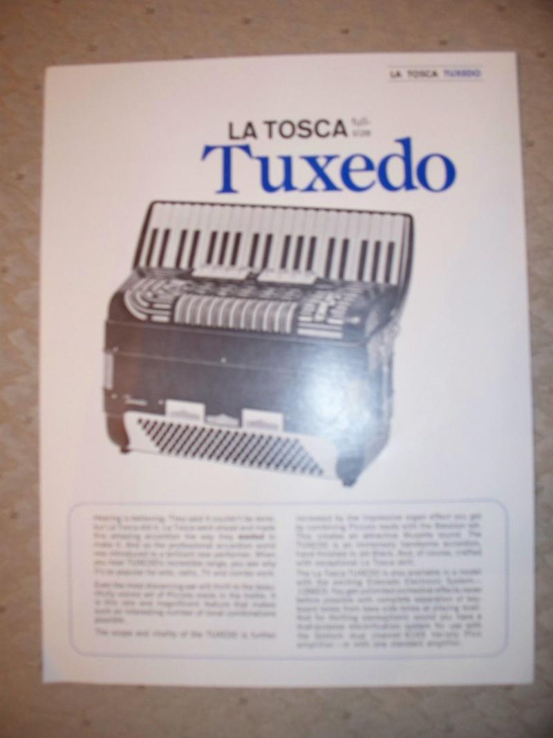 "Vintage Gretsch accordéon ""la tosca"" Kgrhqv11"