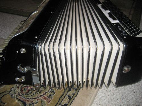 "Vintage Gretsch accordéon ""la tosca"" Kgrhqv32"