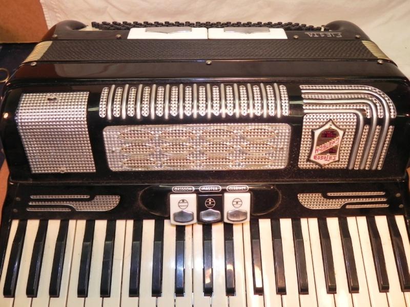 "Vintage Gretsch accordéon ""la tosca"" Kgrhqy13"