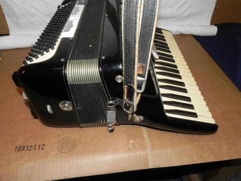 """Vintage Gretsch accordéon """"la tosca"""" Kgrhqz31"""