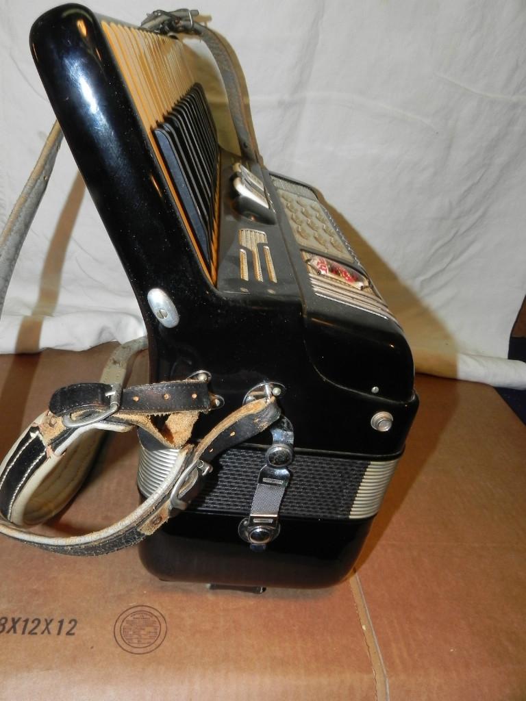 """Vintage Gretsch accordéon """"la tosca"""" Kgrhqz32"""