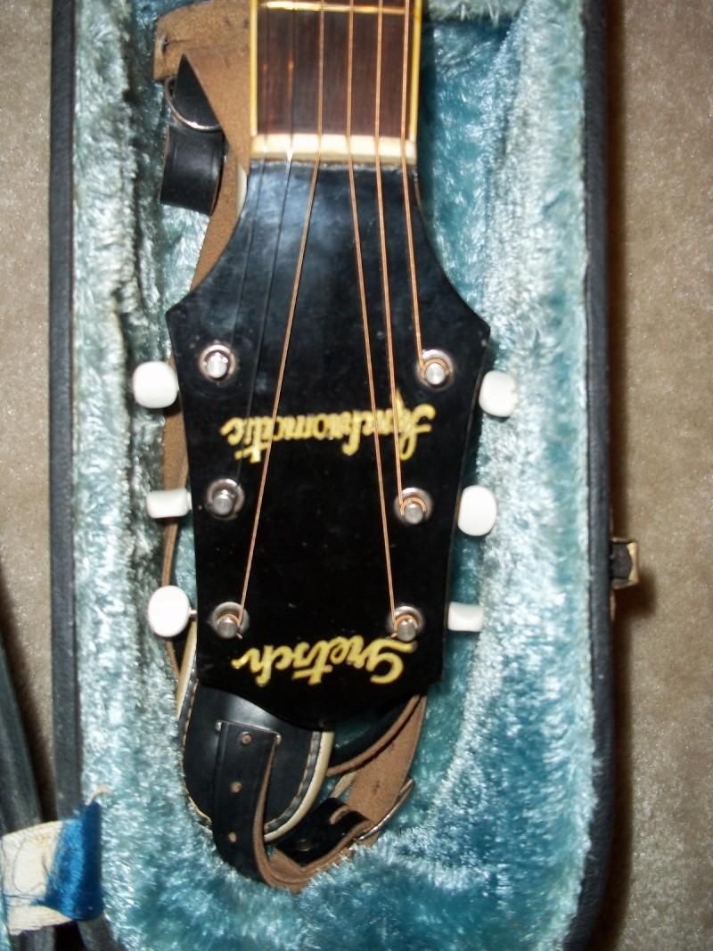 Gretsch 1949 et 1946 Jumbo Synchromatic  acoustic 125F  Kkk10