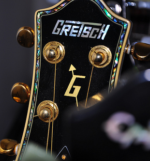 Gretsch headstocks Kkk10
