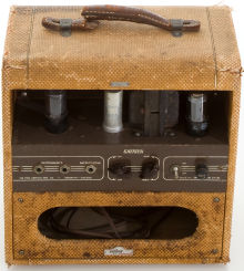"1954 Electromatic Ampli Tweed L'ancetre du ""G5222"". Lf_110"