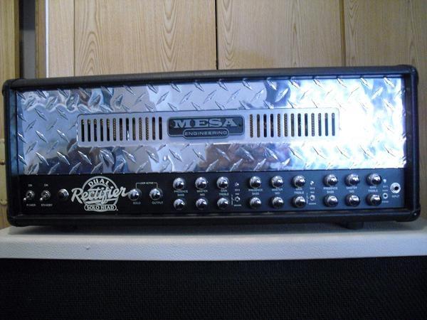 Mesa boogie Dual rectifier Mesa10