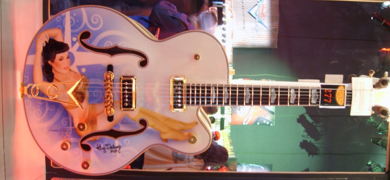 Gretsch Kim Falcon limited édition Namm-210