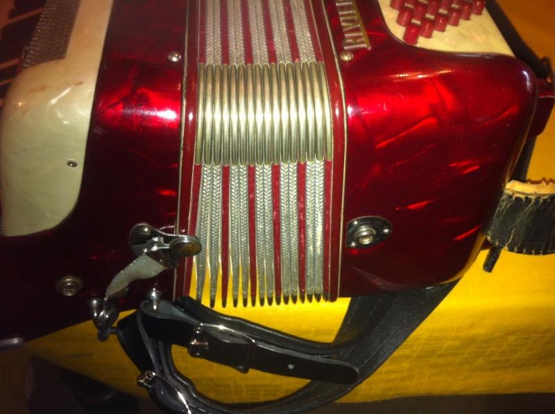 """Vintage Gretsch accordéon """"la tosca"""" Ppp10"""