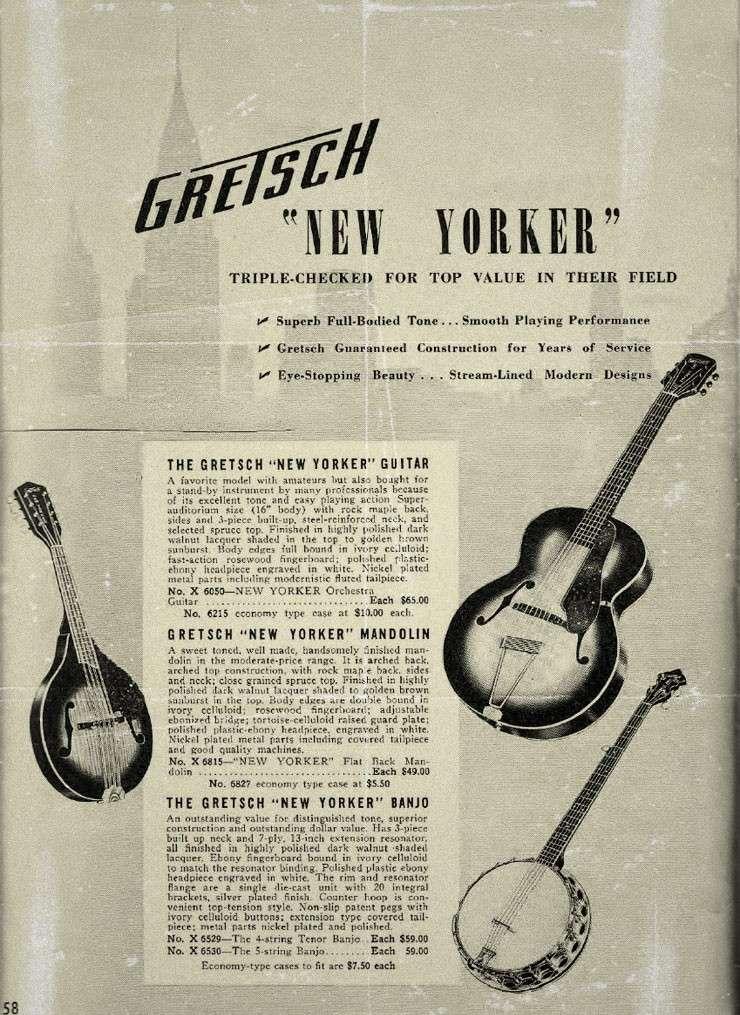 Gretsch Mandolin ... Rc_adn10