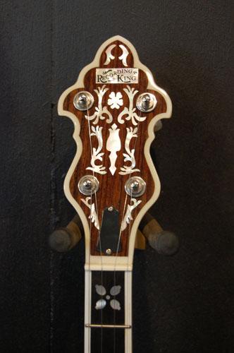 banjo 5 cordes Record10