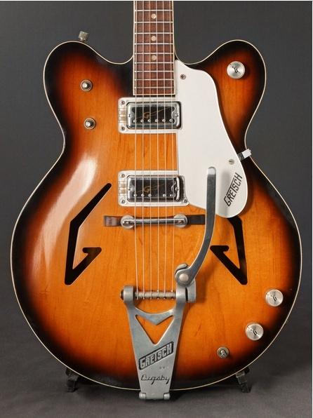 "1967 Gretsch ""Songbird 711"" and ""Sam Goody"" Sans_t16"