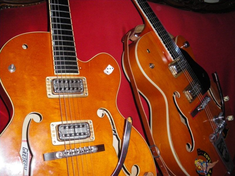 GRETSCH G5120 SSC TRIBUTE................................... - Page 7 Setzer14