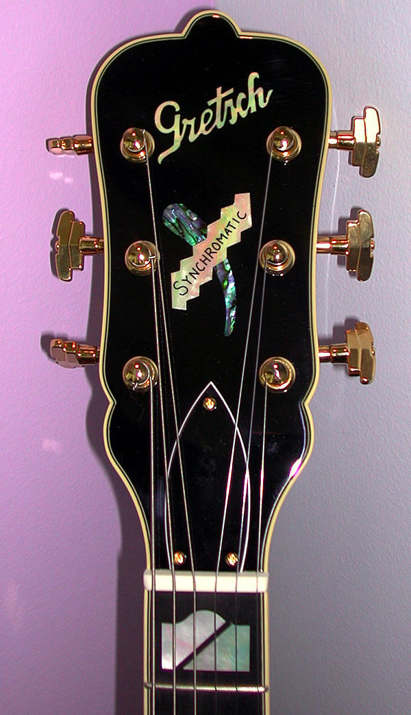 Gretsch headstocks Synchc10