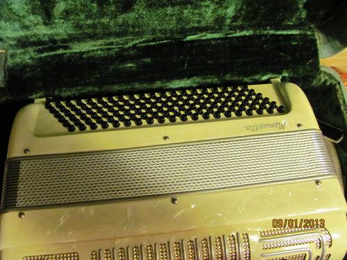 """Vintage Gretsch accordéon """"la tosca"""" T2ec1612"""