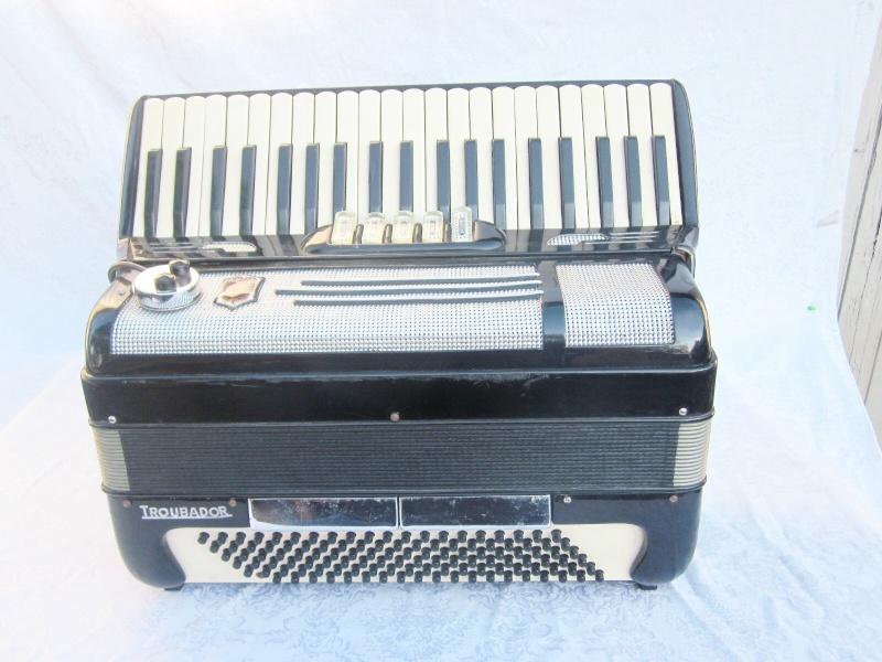 """Vintage Gretsch accordéon """"la tosca"""" T2ec1614"""