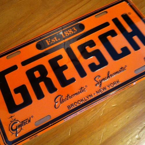 Gretsch Collectible T2ec1627