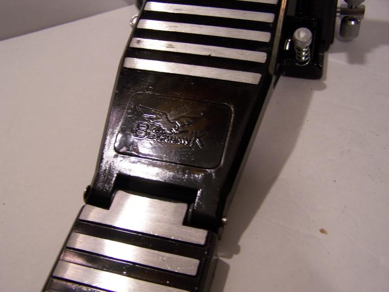 """Vintage Gretsch"""" PEDALS"""" Drum T2ec1633"""