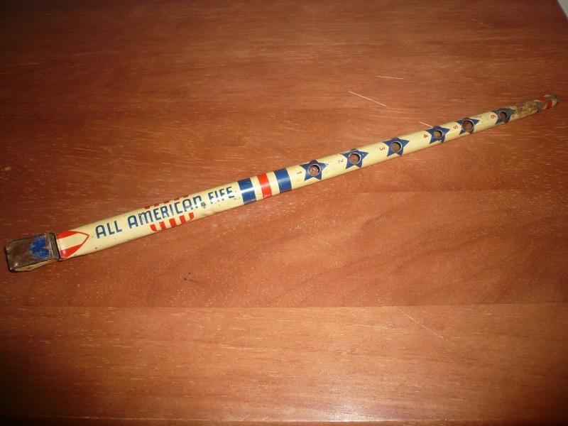 """GRETSCH """" FIFE Tin Flute"""" T2ec1640"""