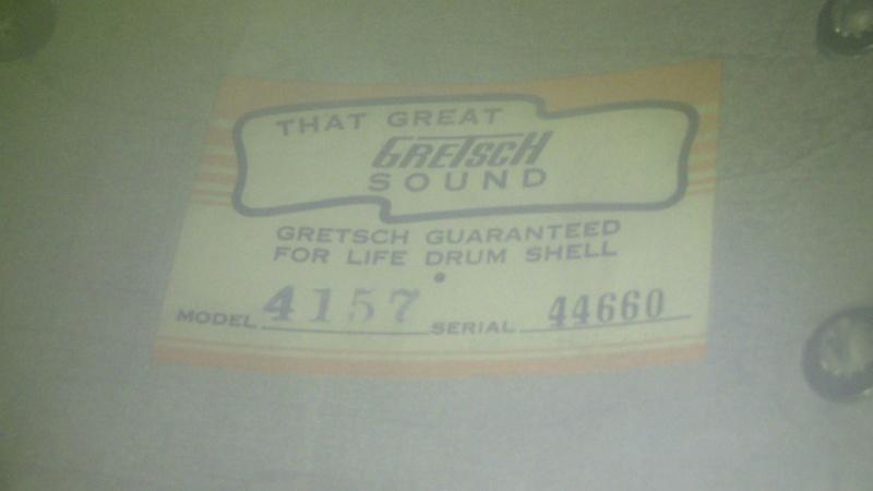 Photos de batterie gretsch vintage (en set ou fut etc.....) T2ec1651
