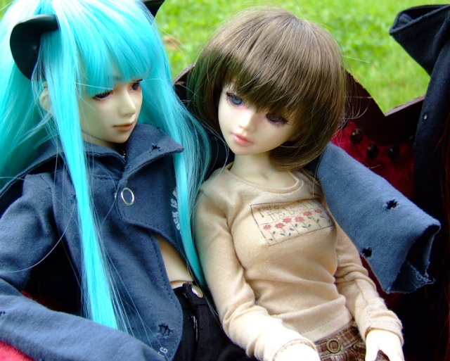 Alice [Unoa Lusis] My own summer + new faceplate [p.3] - Page 3 Bjd_al12