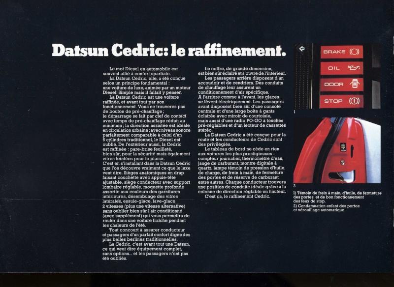 Topic Officiel DATSUN CEDRIC toutes générations! File0016