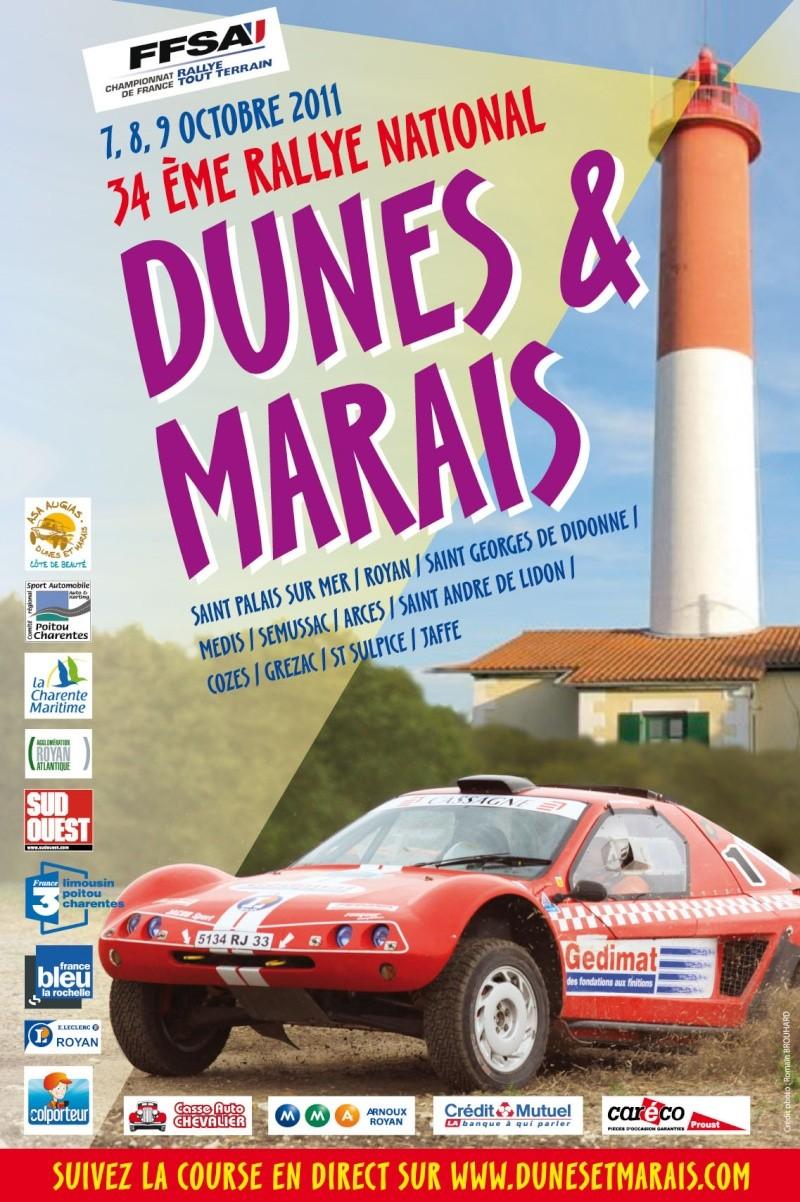 dunes - Dunes et Marais lançé Affich10