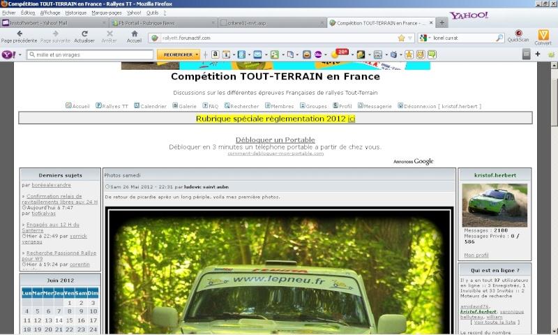 [2563] Pb Portail - Rubrique News Forumt10