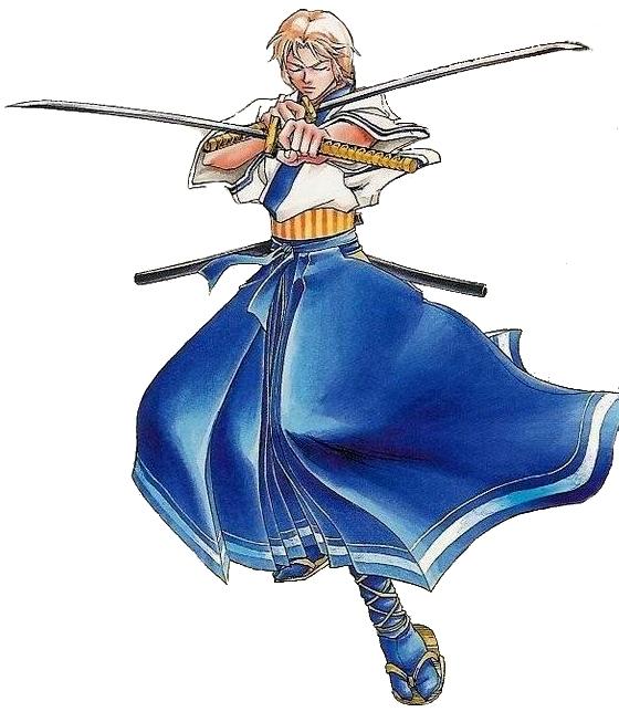 Samurai Deeper Kyo Akira110