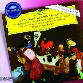 Carmina Burana  ( Orff ) 00028912