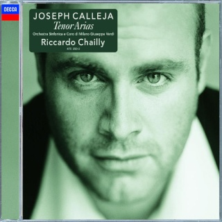 Joseph Calleja, ténor 00028916