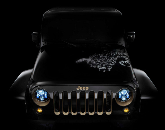 Jeep Wrangler – Year Of The Dragon Concept Jeep-w10