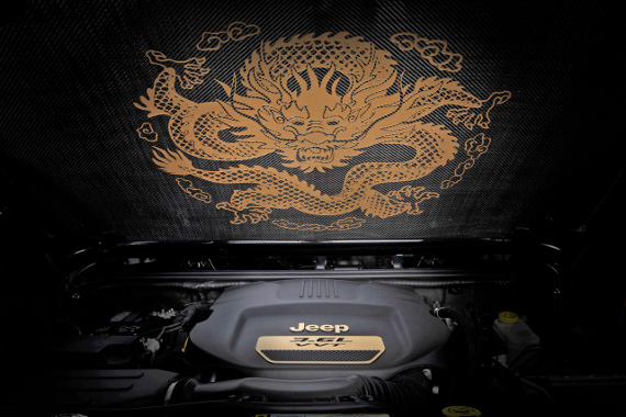 Jeep Wrangler – Year Of The Dragon Concept Jeep-w12