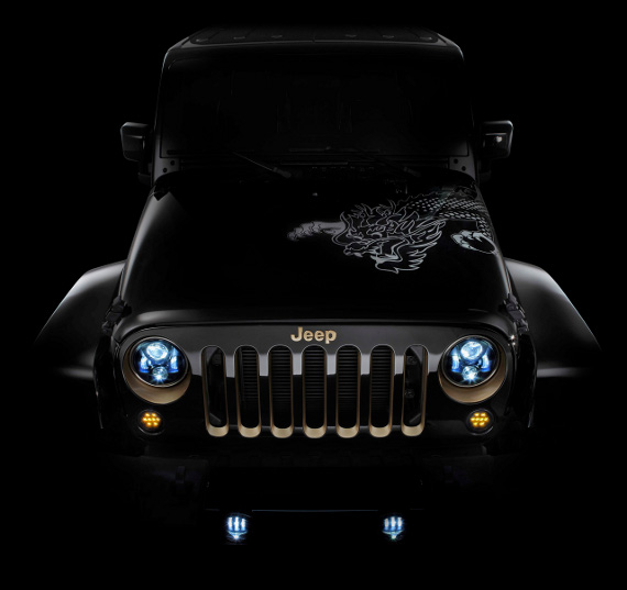 Jeep Wrangler – Year Of The Dragon Concept Jeep-w15