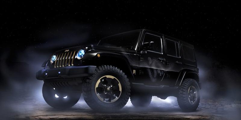 Salon Pékin 2012 : Jeep Wrangler Dragon Concept Jeep-w22